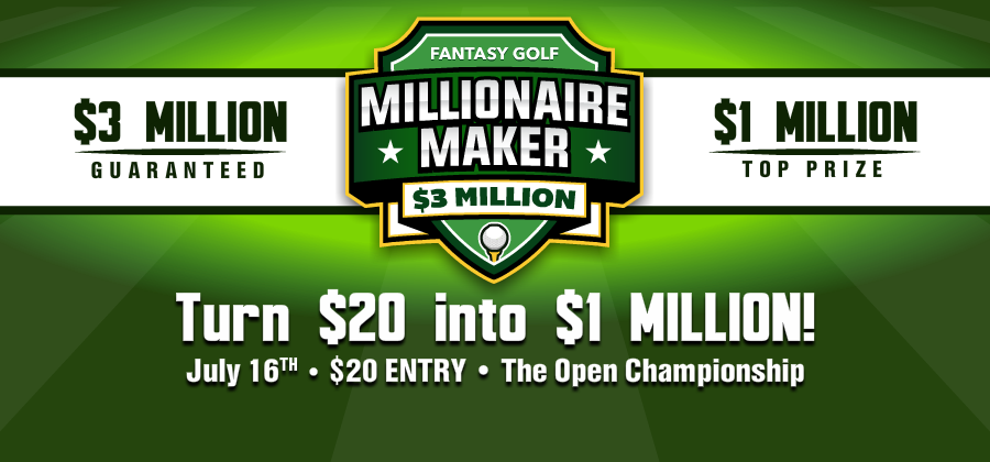 $500,000 Holiday Classic. $500,00 Guaranteed. $50,000 top prize.