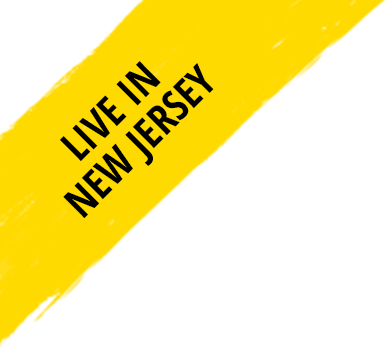 Live in New Jersey