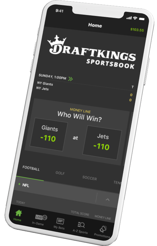 Draftkings sports betting nj online sports betting legal partners