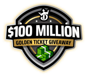 $100 Million Golden Ticket Giveaway