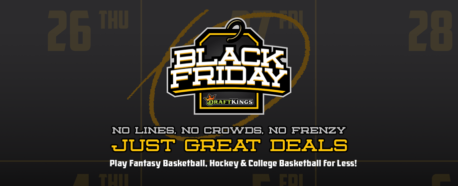 DraftKings Black Friday