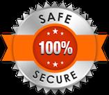 100% Safe Secure